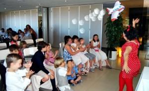 Animaciones infantiles en Madrid cumpleaños