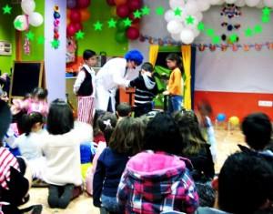 Animaciones infantiles en Madrid para cumpleaños