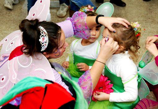 Animación infantil básica Madrid