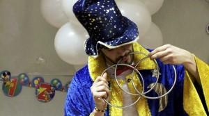 Fiestas cumpleaños infantil a domicilio en Madrid con animadores