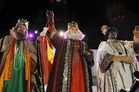 Cabalgata de Reyes en Madrid 2016