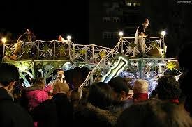 Sorpresas en la cabalgata de Reyes en Madrid