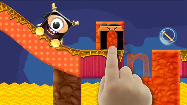 Mario abecedario apps infantiles