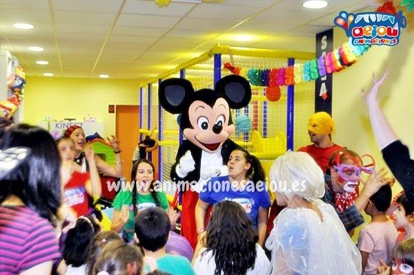 animadores fiestas infantiles