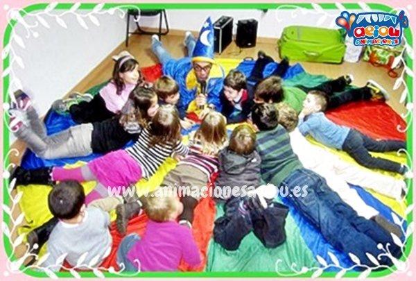 fiestas infantiles en madrid