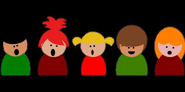 Los 5 cantajuegos favoritos de los niños