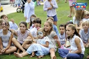 Celebrar fiestas de primera comunión en Madrid
