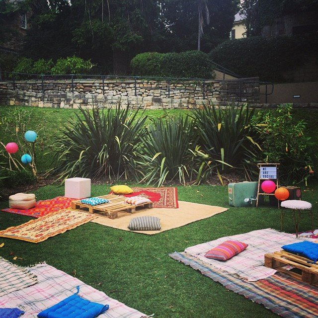 5 ideas para fiestas infantiles en el jard n for Ideas jardin