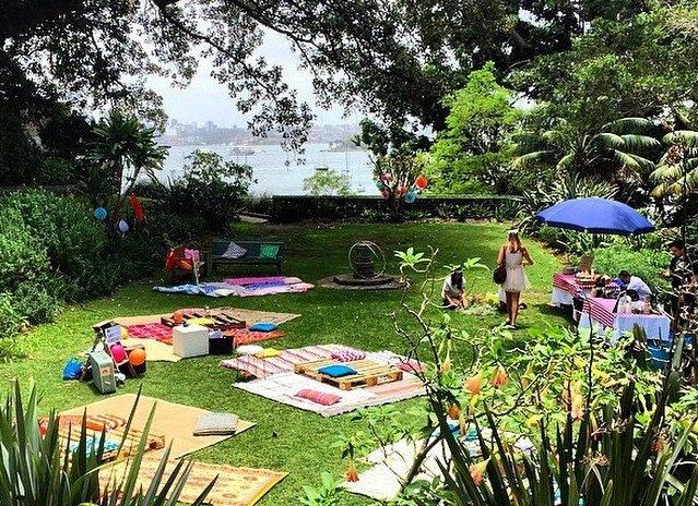5 ideas para fiestas infantiles en el jard n for Alma de agua jardin de eventos