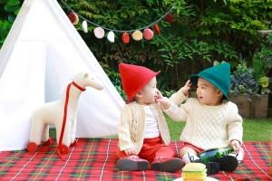 5 Ideas para fiesta infantiles en el jardín
