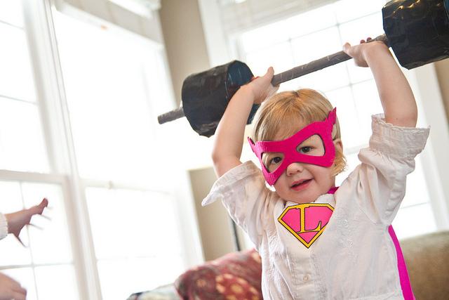 Las mejores fiestas infantiles de superhéroes