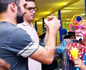 Payasos para fiestas Madrid
