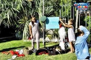 5 Idea para fiestas infantiles en el jardín