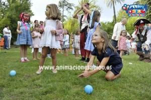 5 Ideas fiestas infantiles en el jardín