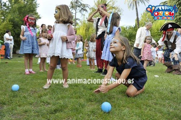 5 ideas para fiestas infantiles en el jard n - Juegos infantiles para jardin de fiestas ...
