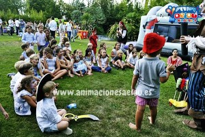 5 Ideas para fiestas infantiles jardín