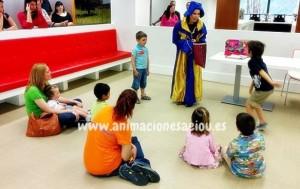 Actuación de mago para fiestas infantiles en Madrid