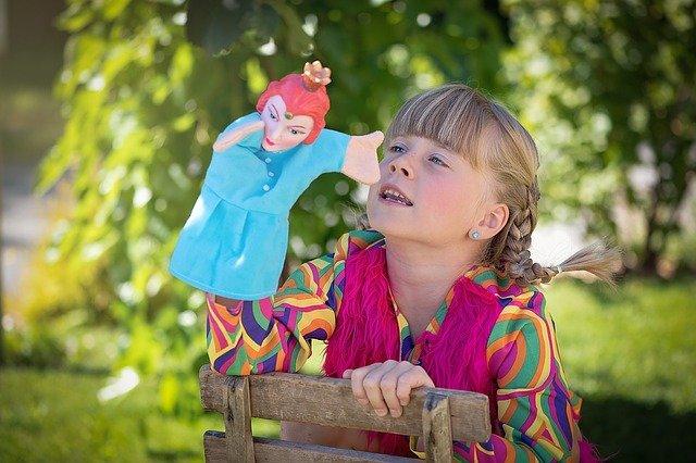 Como hacer lindas marionetas
