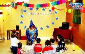 Magos para cumpleaños en Madrid