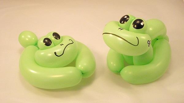 Cómo hacer figuras de animal con globos