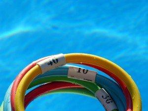 Juegos con agua para la fiesta infantil