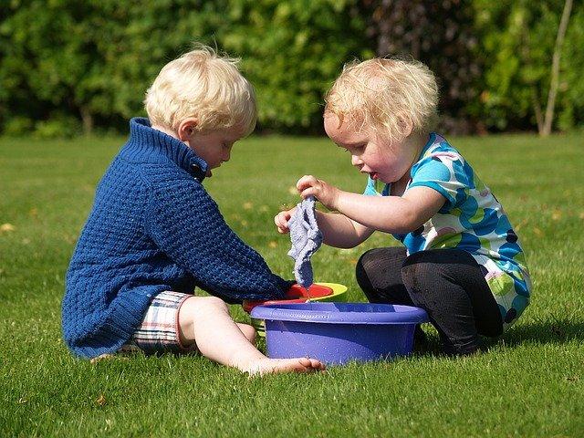Juegos con agua para tus fiestas infantiles