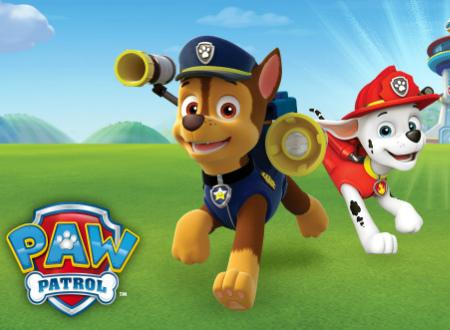 Animaciones para fiestas de cumpleaños infantiles de la patrulla canina en Madrid