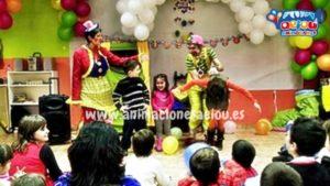 Cómo organizar un cumpleaños infantil de payasos