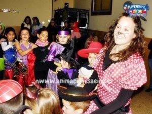 Fiestas infantiles de carnaval en Madrid a domicilio