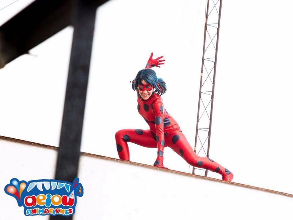 Ideas de espectáculos para una fiesta temática de Ladybug