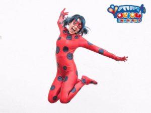 Ideas para una fiesta temática de Ladybug en Madrid