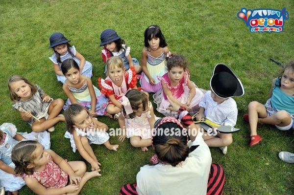 Juegos para fiestas con niños de diferentes edades