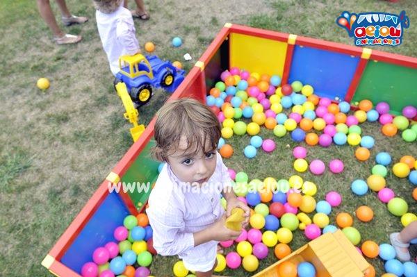 Juegos por equipos para niños de diferentes edades