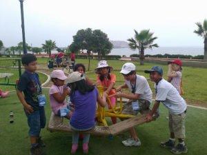 Ideas para fiestas infantiles en un parque-Decorar una fiesta en el parque