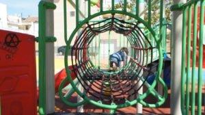 Ideas para fiestas infantiles en un parque - tobogan