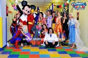 Los mejores animadores de fiestas infantiles en Alcobendas