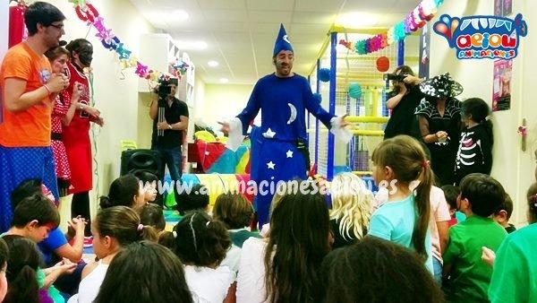 Divertidos Magos de fiestas infantiles en Arganda del Rey