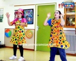 Animadores para fiestas infantiles en Colmenar Viejo