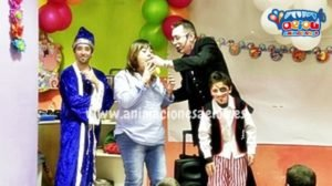Los mejores animadores para fiestas infantiles en Fuenlabrada