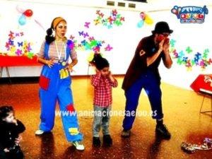 Los mejores animadores de fiestas infantiles en Leganés