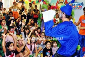 Magos de fiestas infantiles en Pinto
