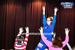 Empleo para animadores infantiles y monitores en Madrid