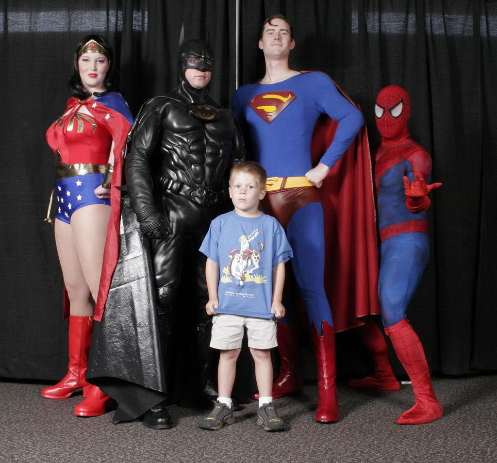 Cómo contratar una fiesta de superhéroes en Madrid