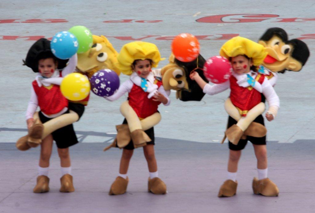 Actividades para Fiestas de Carnaval en el colegio