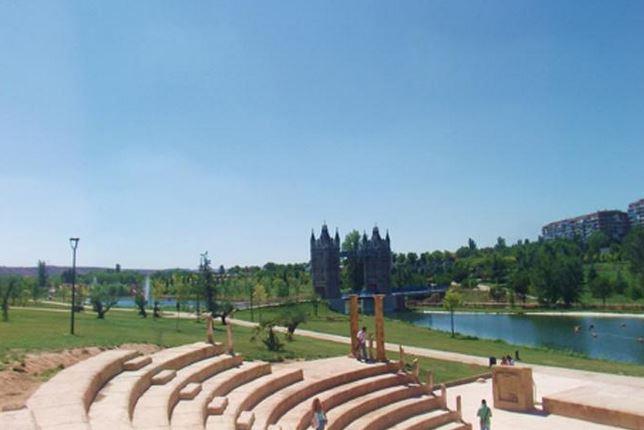 Parque Europa para niños