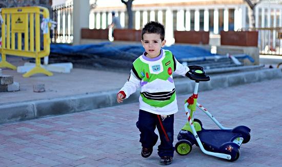 El mejor patinete para niños