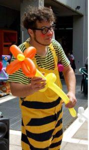 Animadores para fiestas infantiles en Getafe