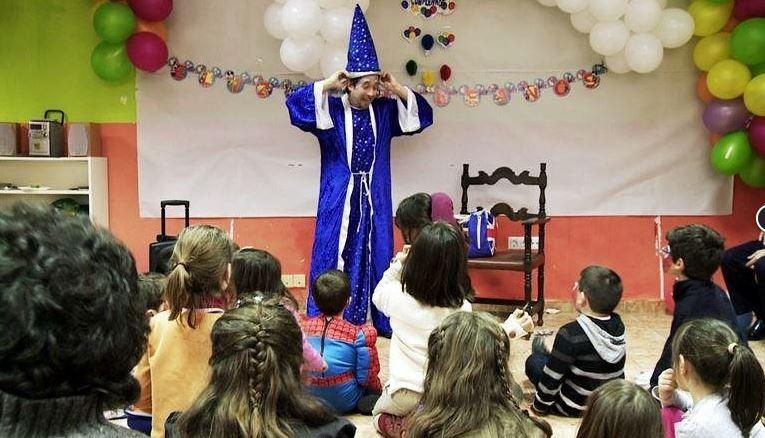 Animadores para fiestas infantiles en Móstoles
