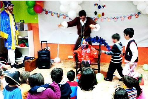Magos para fiestas infantiles en Getafe
