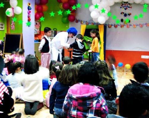 Animadores para fiestas infantiles en Arroyomolinos